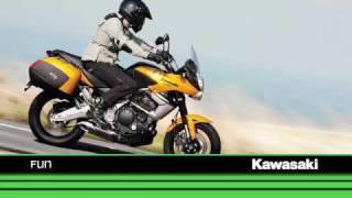 2. Kawasaki Versys 2010