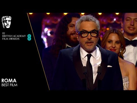 Bafta consagra 'Roma', mas não confirma todos os favoritos ao Oscar