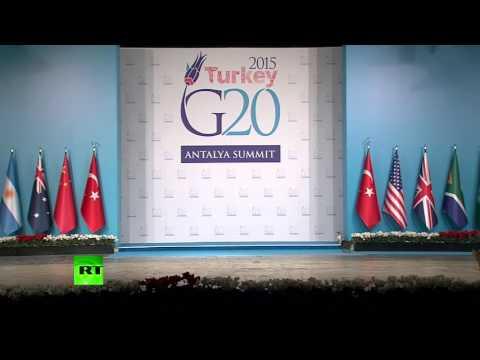 Турецкие коты на G20