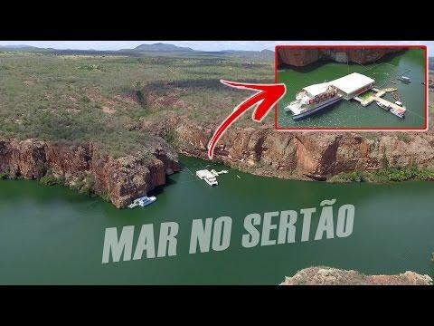 E NÃO É QUE TEM ÁGUA POR LÁ?! CÂNIONS DO XINGÓ, RIO SÃO FRANCISCO! #383