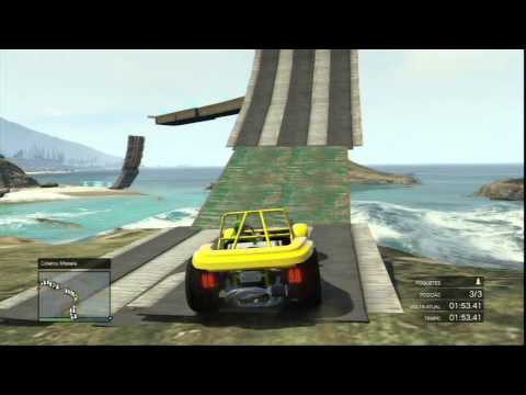GTA V Online – Ultima Gameplay no PS3