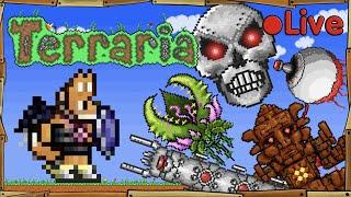 Terraria - Boss Rush - • Live