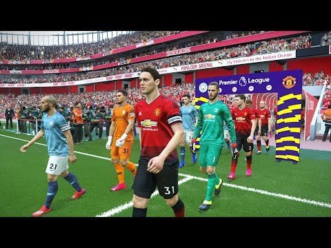 Manchester United Vs Manchester City - EPL  24 April 2019 Prediction