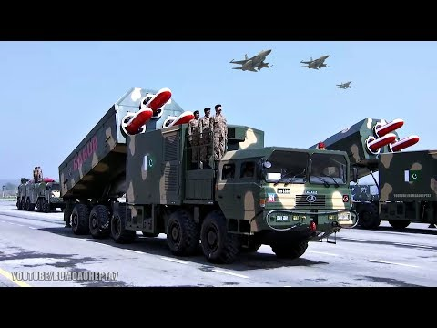 Pakistan Day Military Parade 2018: Pakistan's Newest And Deadliest Weapons