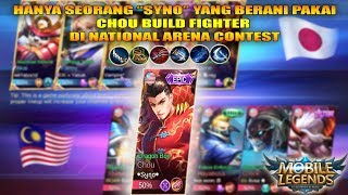 "Video Hanya Seorang ""SYNO"" Yang Berani Pakai Chou Build Fighter Di National Arena Contest MP3, 3GP, MP4, WEBM, AVI, FLV Desember 2018"