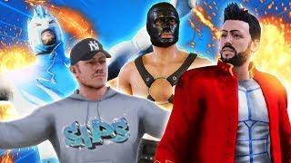 Yogscast Royal Rumble 2019