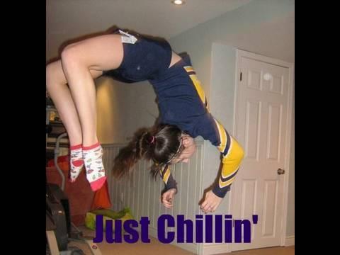 bloopers from cheerleading/tumbling