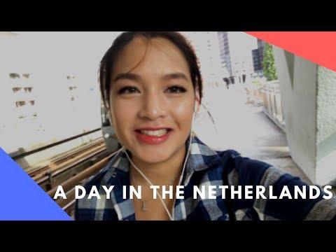En dag i Nederland vlog<3