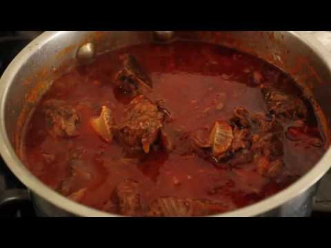Food Wishes Recipes - True Blood Pasta with Beef Neck Sauce Recipe - Penne with Beef Vampire Sauce