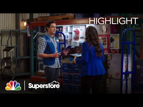 Is This the End of Jonah and Amy? - Superstore