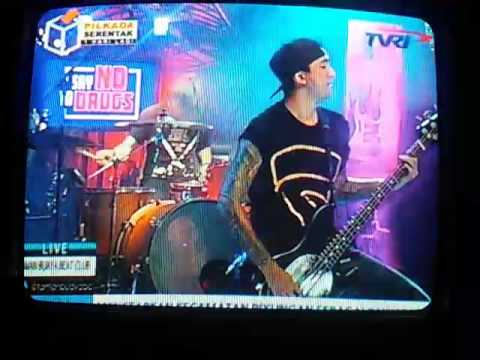 KILLING ME INISDE - The Tormented (TVRI, 8 Des 2015)