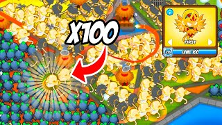 HACKING Bloons TD6 For UNLIMITED Adora Towers ∞