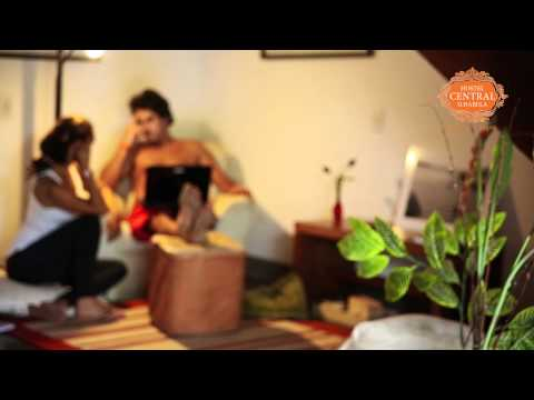 Wideo Hostel Central Ilhabela