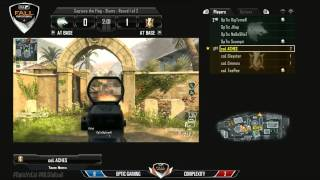 Fall Invitational Grand Finals -- Optic Vs. Complexity -- Game 3