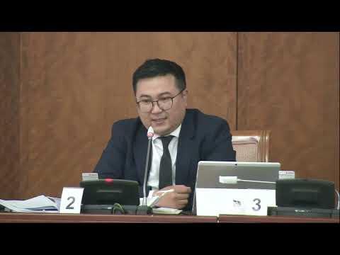 Н.Учрал: Нийтийн мэдээллийн тухай хуулийн нэршил, эдийн засгийн тооцооллыг хэрхэн тодорхойлсон бэ?