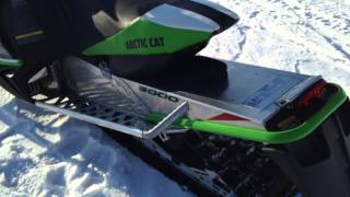 1. 2014 Arctic Cat ZR8000 SnoPro