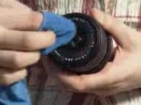 Cómo limpiar fácilmente el objetivo y el sensor de tu cámara réflex
