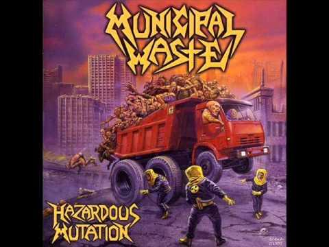 Municipal Waste - Hazardous Mutation lyrics