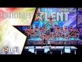'Baruca Acrobática' nos transporta a la sabana africana | Audiciones 5 | Got Talent España 2017