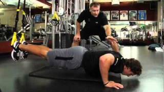 Why TRX Suspension Training®?