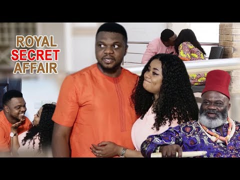 Royal Secret Affair 1&2 - Ken Erics 2018 Latest Nigerian Nollywood Movie/African Movie Full Movie Hd