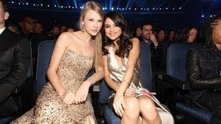 Taylor Swift Sends Selena Gomez A Private Dance Video | POPSUGAR News