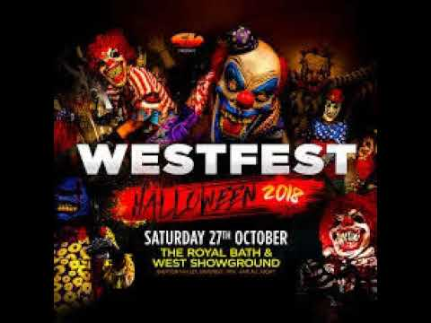 DISTRESS SIGNAL (K Motionz Simula Kanine) & MC PHANTOM - WESTFEST 2018