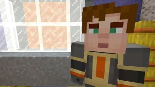 Minecraft Xbox - My Story Mode House - Lava Day