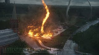 Into The Storm  2014  All Tornado Destruction Scenes  Edited