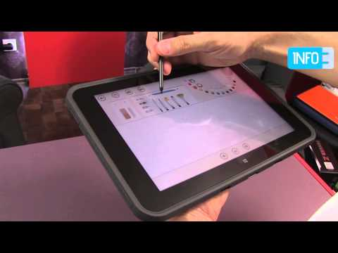 HP Pro Tablet 10 EE recenzija review - INFO Online