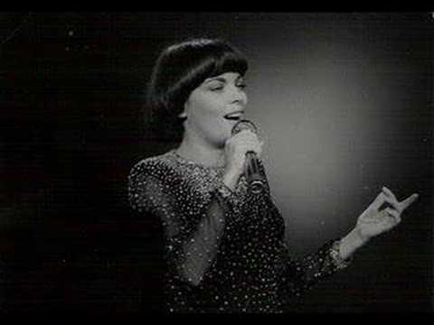 Tekst piosenki Mireille Mathieu - Angélina po polsku
