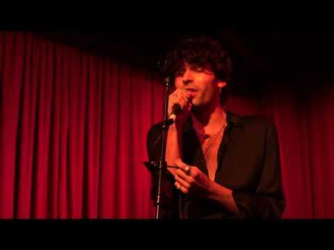 Bobi Andonov - When I'm With You LIVE HD (2018) Los Angeles Hotel Cafe