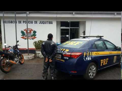 PRF captura homem procurado pela justiça por estupro de vulnerável