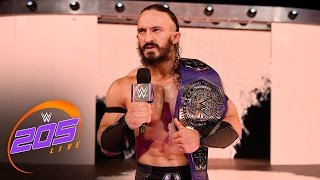 Nonton Cruiserweight Champion Neville addresses the Cruiserweight division: WWE 205 Live, March 14, 2017 Film Subtitle Indonesia Streaming Movie Download