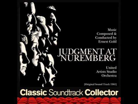 Overture - Judgment at Nuremberg (Ost) [1961]