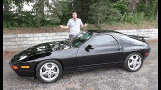 Download Youtube: Here's What a $180,000 Porsche Was Like In 1994