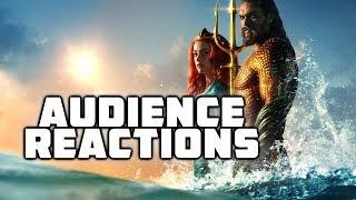 Aquaman {SPOILERS}: Audience Reactions | December 21, 2018
