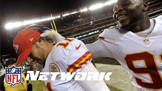 Tamba Hali: 'Disrespectful' Alex Smith is Only #81 | Top 100 Players of 2016 Reaction Show by NFL Network