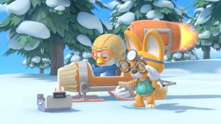 Nonton The Little Penguin  Pororo S Racing Adventure   Clip Film Subtitle Indonesia Streaming Movie Download