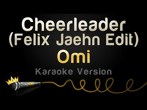 Omi - Cheerleader (Felix Jaehn Edit) (Karaoke Version)