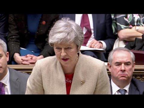 Großbritannien: Britisches Parlament lehnt den Brexit ...