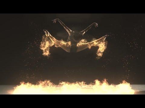 Eld, akrobatik & dans i 1000 fps