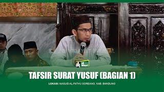 Video [HD] Tafsir Surat Yusuf #part 1 - Ustadz Adi Hidayat MP3, 3GP, MP4, WEBM, AVI, FLV Agustus 2019