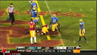 Anthony Barr vs USC (2013)