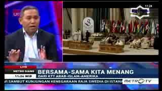 Video Tunjuk Muka Donald Trump, Pak Jokowi  Jangan Pernah Sebut Islam T3roris   Berita Terbaru Hari Ini MP3, 3GP, MP4, WEBM, AVI, FLV Mei 2017