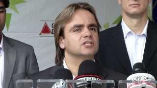 VÍDEO: Entrevista do secretário de Esportes e da Juventude, Eros Biondini, sobre o balanço de 2013