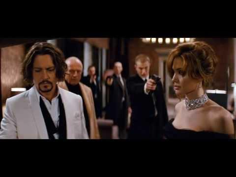 The Tourist 2010 - ending scene movie clip