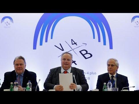 Οι χώρες του Βίζεγκραντ συναντούν τα Βαλκάνια στην Αθήνα