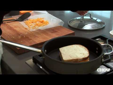 You're Doing It All Wrong - How to Make a Grilled Cheese Sandwich