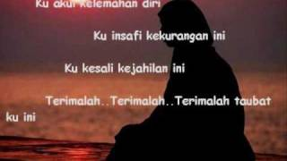 Download lagu Taubat Seorang Hamba Mp3